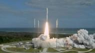 Am Samstag startete an Bord einer Atlas-Rakete von Cape Canaveral ein Roboter ins All, ein sogenannter Rover namens 'Curiosity'.