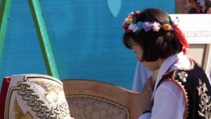 Papst mahnt bei Messe in Kasachstan zum Frieden