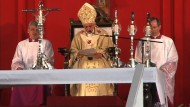 Papst begeistert die Kubaner