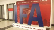 IFA-Unterhaltungselektronikbranche setzt in Krise auf Innovation