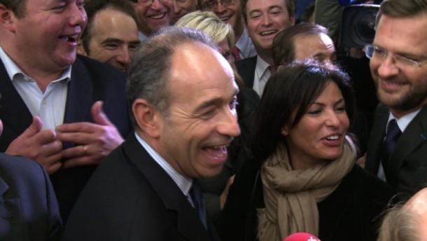 Sarkozy-Erbe bleibt umstritten - Copé siegt in Wahlkrimi
