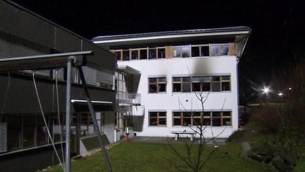 Bei einem Brand in einer Behindertenwerkstatt in Titisee-Neustadt im Schwarzwald sind am Montag 14 Menschen ums Leben gekommen, die Ursache für das Unglück ist noch unklar.