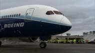 Behörden holen Boeings Dreamliner vom Himmel