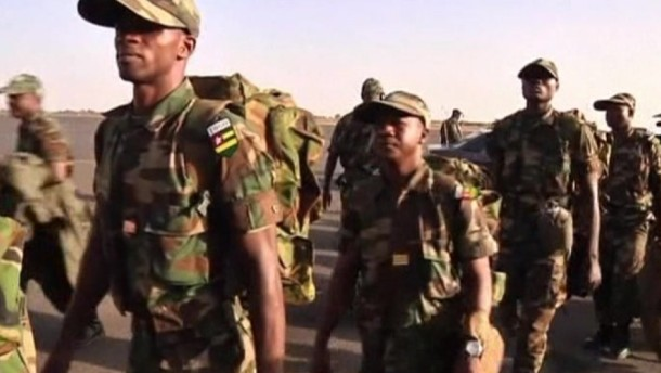Regierungstruppen erobern Konna zurück