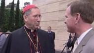 Roger Mahony soll versucht haben, Kindesmissbrauch durch Priester in den USA vertuscht zu haben.