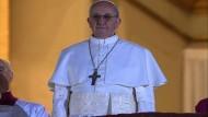 Weißer Rauch: Argentinier Bergoglio wird Papst Franziskus I.