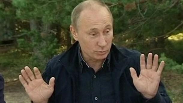 Putin hofft auf Abreise Snowdens