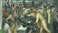 Pleite bedroht Weltklasse-Kunstsammlung