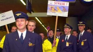 Pilotenstreiks zu Ostern?