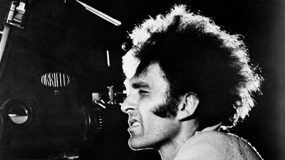 Am Theater hatte er gelernt, Szenen immer wieder neu zu sehen, dann brachte er's auch der Kamera bei: Monte Hellman