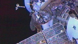 ISS ohne Crew