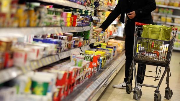 Euro-Inflation auf niedrigstem Stand seit zweieinhalb Jahren
