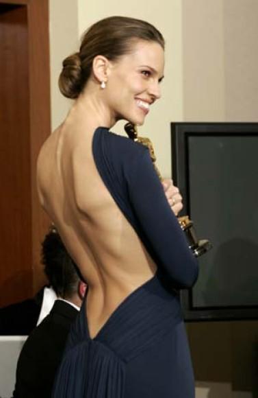 Oscar2 Hilary von hinten