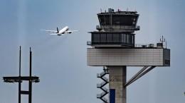 Ohne Kontrolle ins Flugzeug