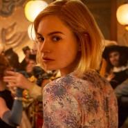 "Lily James spielt die Hauptrolle in der Neuverfilmung des Krimiklassikers ""Rebecca""."