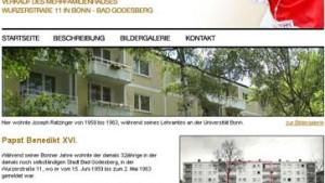 Wohnen wie der Papst in Godesberg