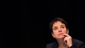 Was Frauke Petrys Niederlagen über den Zustand der AfD aussagen