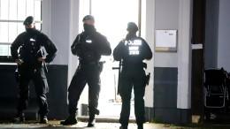 Mehr als Tausend Polizisten an Großrazzia gegen Geldwäsche beteiligt