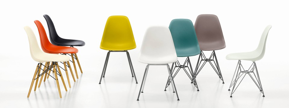 oft kopiert plastic chairs von charles und ray eames - Eames Stuhl Replik
