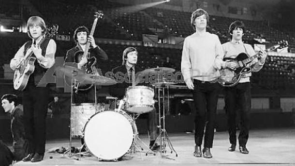 Blackpool hebt Bann gegen Rolling Stones auf