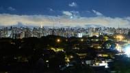 Sin City: In São Paulo kommt es häufiger zu blutigen Auseinandersetzungen mit der Polizei.
