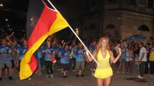 Walkürenritt im Samba-Rhythmus