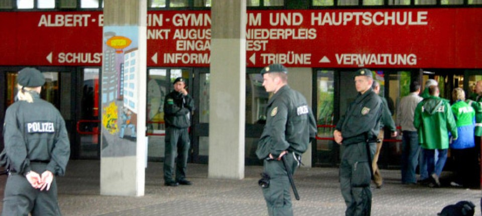 St Augustin Bei Bonn Fünf Jahre Jugendstrafe Für Versuchten