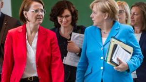 Seehofer und Merkel treffen sich zum Krisengipfel