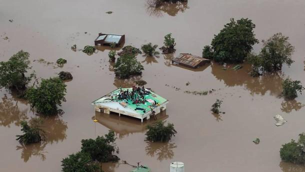 Die größte Naturkatastrophe des Landes