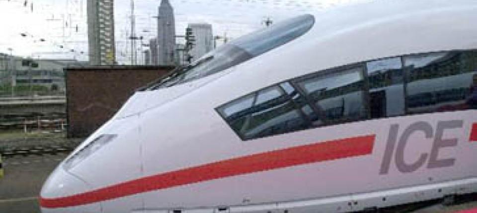 Fahrplanwechsel Bahn Weitet Ihre Ice Verbindungen Aus