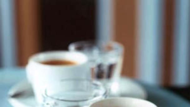 Mit Espresso und Latte Macchiato surft sich's schöner