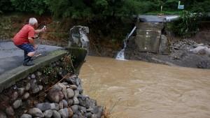 Mehrere Tote nach Bergrutschen in Japan