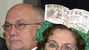 Weihnachtslotterie lässt Geldregen niedergehen