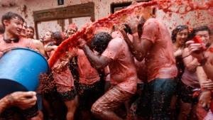 Die privatisierte Tomatenschlacht