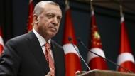 Erdogan kündigt Rückzug aller Klagen wegen Beleidigung an