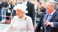 Elisabeth II. warnt vor Spaltung Europas