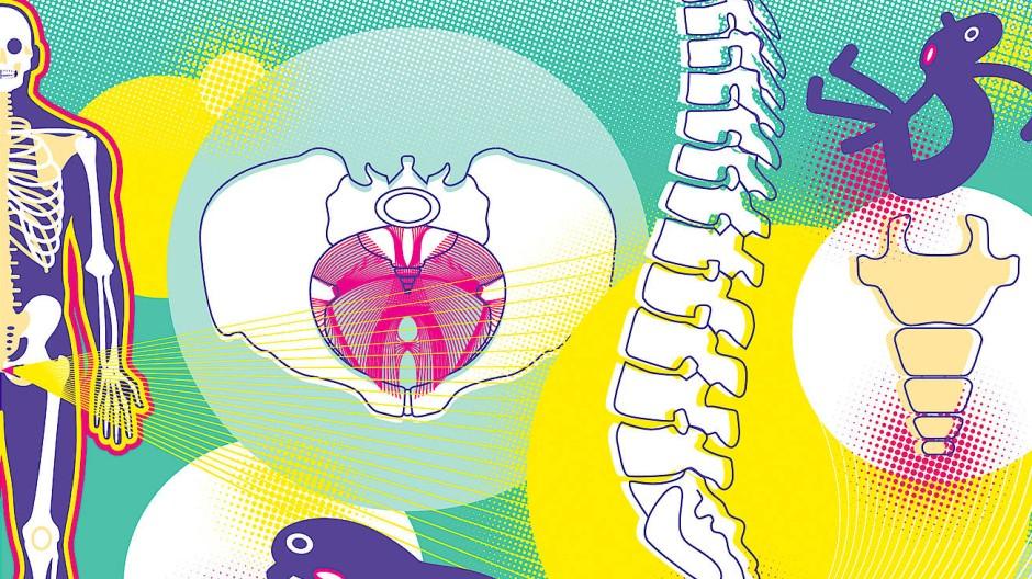 Schmerzen am Steißbein: Was tun, wenn es am Darm schmerzt