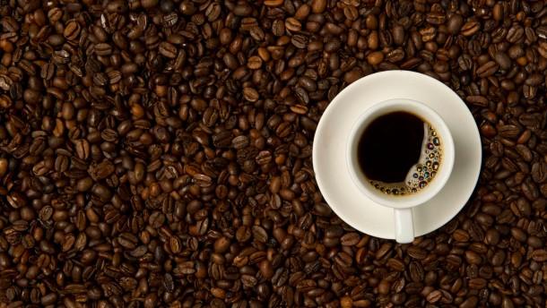 Kaffee verbessert positive Wahrnehmung