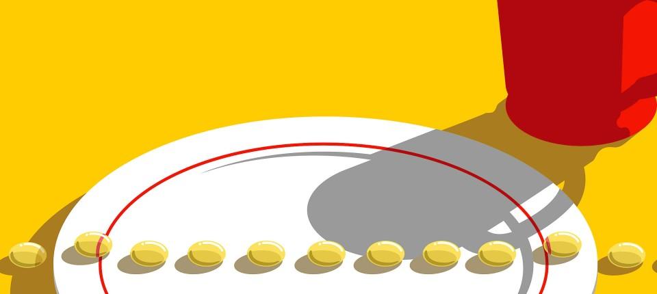 ca8b290f270286 Aus Zeitgründen konsumieren viele Deutsche Vitamin D in Tablettenform