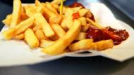 Pommes aus Püree oder aus gewachsenen Knollen - man schmeckt den Unterschied.