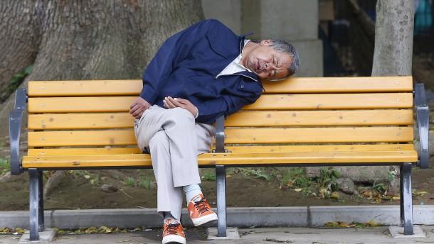Die Kunst des Schlafens