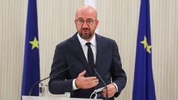 Leibwächter infiziert – EU verschiebt Gipfel