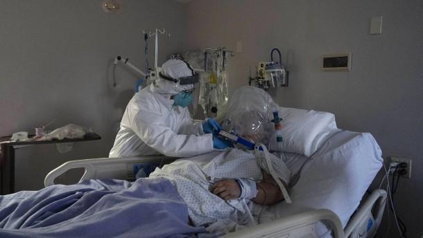 Mehr als 200.000 Corona-Tote in Amerika