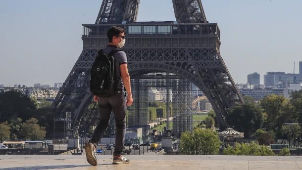Neuer Höchstwert in Frankreich: Mehr als 16.000 Neuinfektionen
