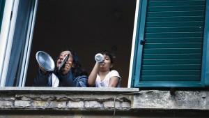 Hoffen auf Hilfe aus China, Kuba und Venezuela