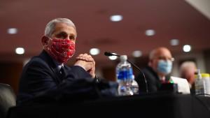 Amerika drohen 100.000 Neuinfektionen pro Tag