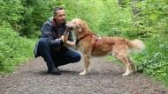 Ein Grab für Mensch und Hund