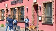 """Im Lokal """"Dubrovnik"""" in Saarbrücken kam es am Sonntag zu einem SEK-Einsatz."""