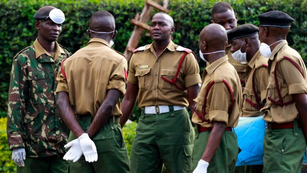 More than 40 police officers killed by cattle rustlers in Kenya