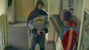 Batman lässt die Maske fallen